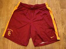 New Nike USC Trojans Team Shorts Men's L Tennis Soccer Football Basketball