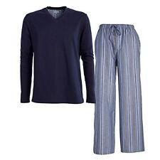 Morley Mens Brooklands Cotton Long Pyjamas Small rrp £35 BOX72 99 F