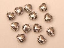 Antike Herz & kugeln Perlen, Form