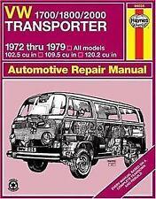 Revues et manuels automobile VW
