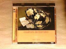 BOITIER 2 CD RARE / COULEURS DE BAMAKO 1960-2002 / EXCELLENT ETAT