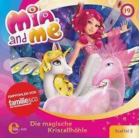 MIA AND ME - (19)ORIGINAL HÖRSPIEL Z.TV-SERIE  CD NEU