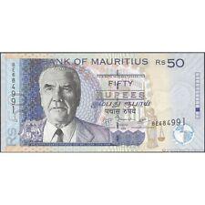 TWN - MAURITIUS 50e - 50 Rupees 2009 UNC Prefix BE