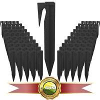 ✅100x Mähroboter Erdspieße Haken Heringe Begrenzungskabel Kabel Nägel Erdnägel✅