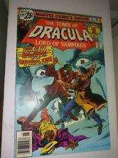 Tomb of Dracula 45 - Blade !1st Full Deacon Frost Marvel Comics 1976