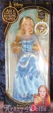 Disney Alice Through The Looking Glass Doll Blue Dress New!