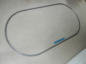 Collection of Nickel Silver Track for Hornby OO Gauge Train Sets