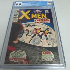 X-Men #37 CGC 9.0 ( VF/NM ) 1967 - 1st app Mutant-Master - White Pages