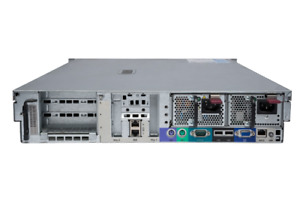 HP Proliant DL380 G5 Dual Quad-Core Xeon E5430 2.66GHz 2 RU Server