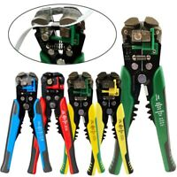 Pliers Crimper Cable Cutter Automatic Wire Stripper Multifunctional Hand Tools