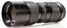 85-205MM F/3.8 SCREW MOUNT M42 LENS GOOD FOR MICRO 4/3
