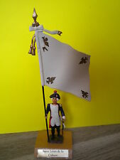 CBG MIGNOT :PORTE DRAPEAU REVOLUTION 1789 : SAINT LOUIS DE LA CULTURE