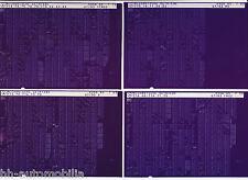 0610MB 8x Mercedes Lkw Microfiche Mechanische Getriebe 7/93 Nr. 012 microfiches