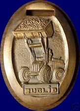 Euclid Pivot Steer Tire Loader Watch Fob EU-12/38