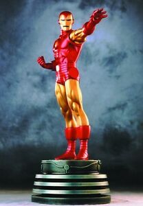 BOWEN DESIGNS IRON MAN CLASSIC MUSEUM STATUE Sideshow AVENGERS Bust FIGURINE