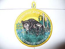 CP Okefenokee Area Council, 2007 Swamp Black Bear,FOS,YEL,pp,OA 229 Pilthlako,GA
