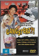Gangsterz?! (DVD) NEW & Sealed
