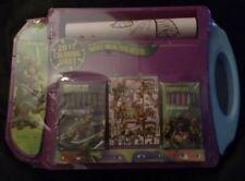 Nickelodeon Teenage Mutant Ninja Turtles Portable Rolling Art Desk Crayons TMNT