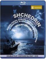 Shchedrin The Left-Hander (2016) Blu-Ray & DVD Neuf / Scellé Andrei Popov