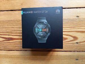 Huawei Watch GT 2e 46mm Smartwatch Graphite Black, neu & unbenutzt