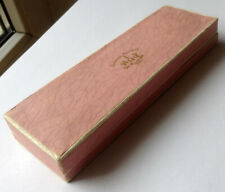 1MchZ original box - rare vintage USSR Armbanduhrbox
