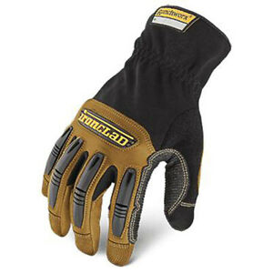 Ironclad Ranchworx Work Gloves Ranching Forestry Rescue Driving Construction