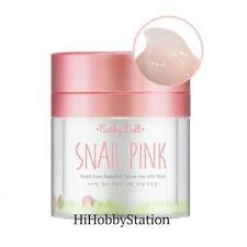 Karmart Cathy Doll Snail White Pink Face Cream Whitening Pore Reduce Serum 50g