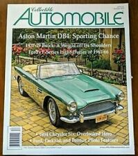 Collectible Automobile Magazine April 2020 - Featuring 1971-78 Cadillac Eldorado