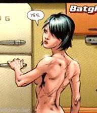 BATMAN & THE OUTSIDERS - 'NAKED' BATGIRL ISSUE
