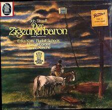 JOH. STRAUSS DER ZIGEUNERBARON KOTH SCHOCK KUSCHE ODEON 037 28 185 LP SEALED