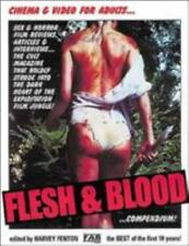 Flesh and Blood Compendium: Cinema and Video for Adults (2004, Paperback)