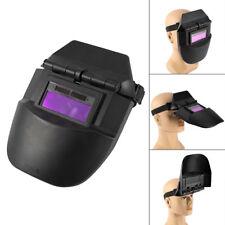 Mascara Careta de Soldar Tig Casco Protector Soldadura Oscurecimiento Automático
