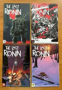 TMNT THE LAST RONIN 1, 2, 3, 4  Various Printings Kevin Eastman IDW  NM