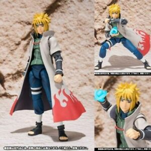 Anime Naruto Shippuden Namikaze Minato Action PVC Figure New No Box 15cm