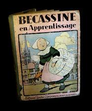 [ALSACE ENFANTINA] PINCHON - Bécassine en apprentissage.