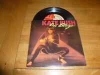 "KATE BUSH - On Stage - 1979 UK 4-track 7"" Vinyl Single EP"