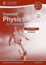 Essential Physics for Cambridge IGCSE Workbook by Sarah Lloyd (Paperback, 2016)