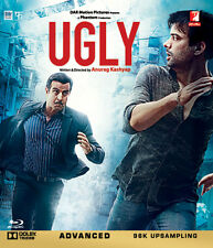 UGLY BLURAY - 2014 HINDI MOVIE ALL/0 2-DISC SPECIAL EDITION SUBTITLES RONIT ROY