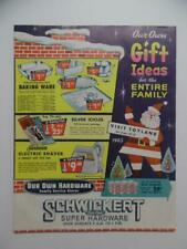 1963 Our Own Hardware Stores Christmas Catalog Farm Toys Dolls Decorations More
