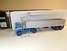 ++ L54 1/87 Herpa LKW 955503 US Truck White´51 Long Dumper Kippersattelzug NEU