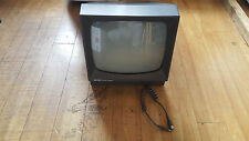 RETRO VINTAGE AMSTRAD GT 61 GREEN SCREEN MONITOR WORKING