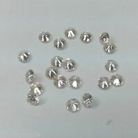 1.00ct Lot 1.20 to 1.40mm G color VS1 natural loose diamonds round brilliant cut