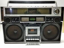 JVC RC-838JW Vintage BOOMBOX Stereo Cassette / GHETTO BLASTER Rare Old School