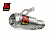 RACING SILENCER AKRAPOVIC GP STYLE TITANIUM BMW S 1000 RR 2019-2020