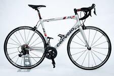 Cervelo R3 Carbon Bike 56cm Shimano 105 11 Speed Compact Low Mileage 3T SLK