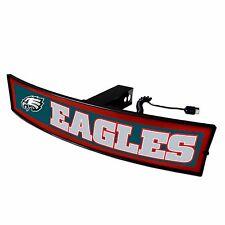 Philadelphia Eagles Light Up Hitch Cover - LED Illuminated Trailer Hitch Cover