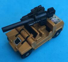 -- G1 Transformers - Combaticon Bruticus - Swindle 100% Complete - Metal Chest -