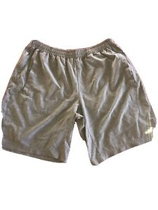Men's BCG athletic shorts Sz XL Grey pockets
