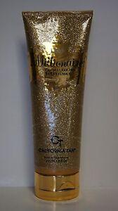 NEW California Tan HD Millionaire Gradual Golden After Tanning Tan Extender READ