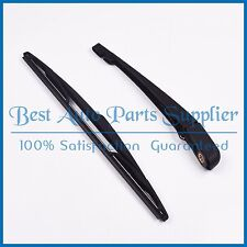 New Rear Wiper Arm With Blade Set Exact Fit For Nissan Versa 2007-2012